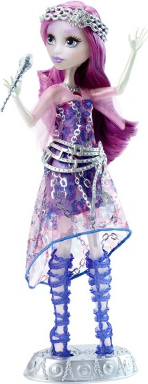 Monster High Spooktacular popster tienerpop 33 cm