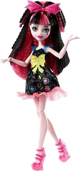 Monster High tienerpop Electro Draculaura 33 cm