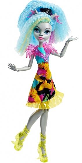 Monster High tienerpop Silvi Timberwolf 33 cm