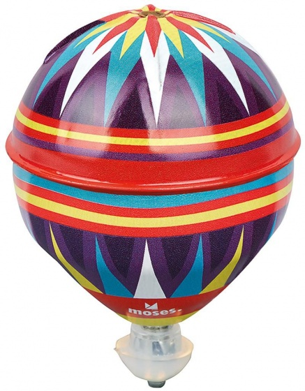 Moses Ballon tol 7 x 5,5 cm