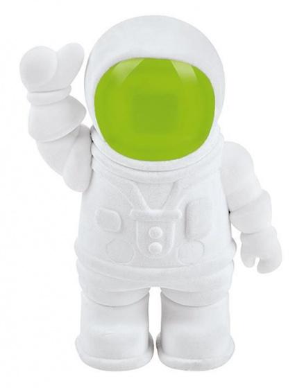 Moses gum astronaut 4,5 cm geel
