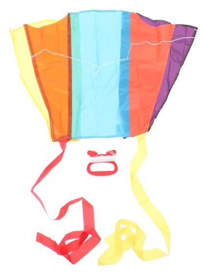 Moses pocket vlieger in rond tasje groen diameter 8,5 cm