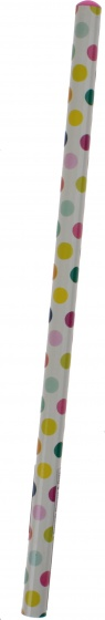 Moses potlood Flower and Dots stip 18 cm