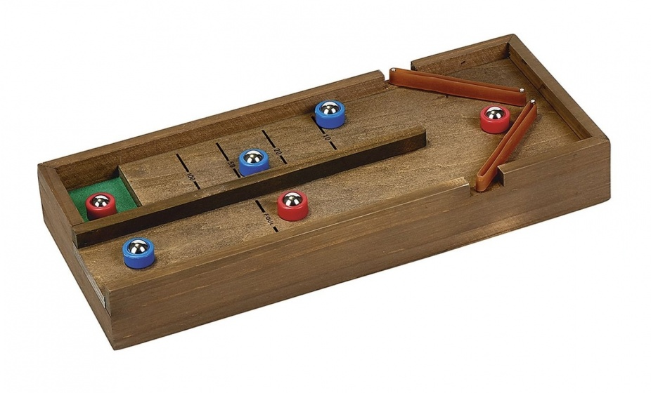 Professor Puzzle rebound shuffleboard 35 x 14,5 x 5,5 cm