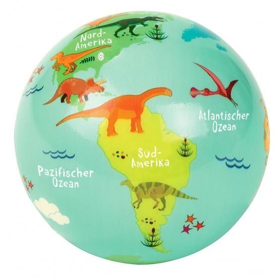 Moses speelbal dinosaurussen 10 cm groen