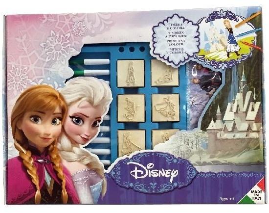 Disney Frozen stempeldoos