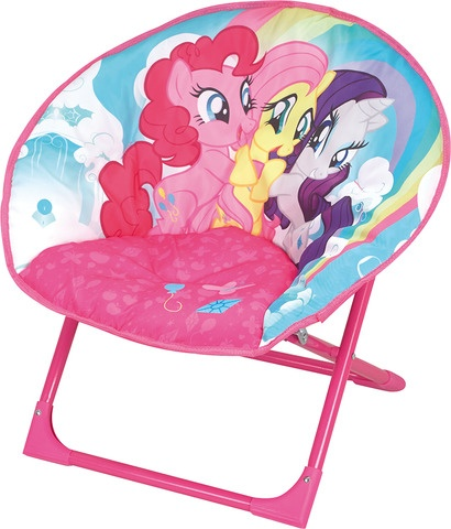 My Little Pony Campingstoel meisjes roze 54 x 45 x 47 cm