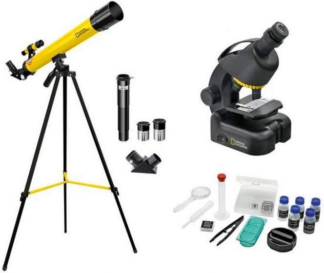 National Geographic Set (telescoop-microscoop) [9118300]
