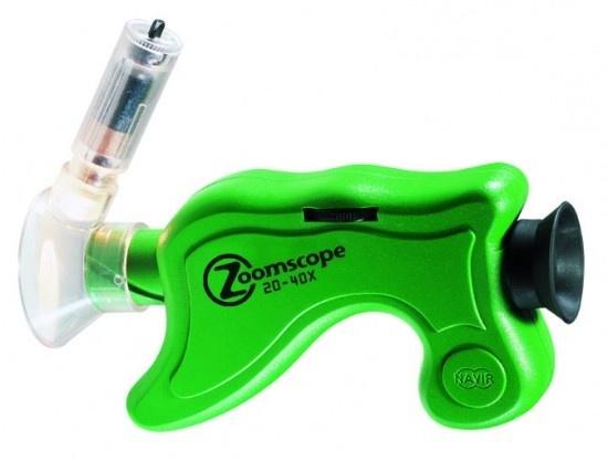 Navir Zoom Microscoop Groen