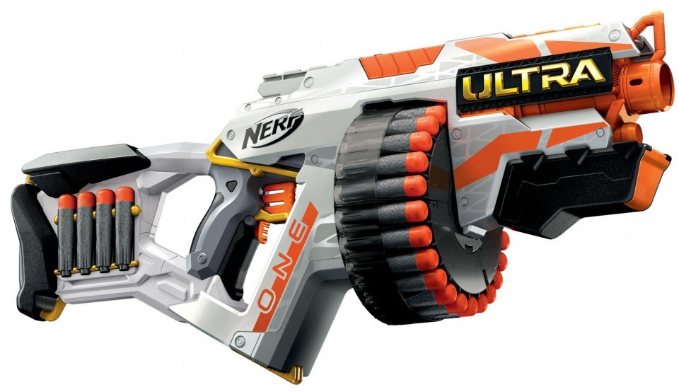 NERF Fortnite Ultra One Blaster 40 cm wit-oranje