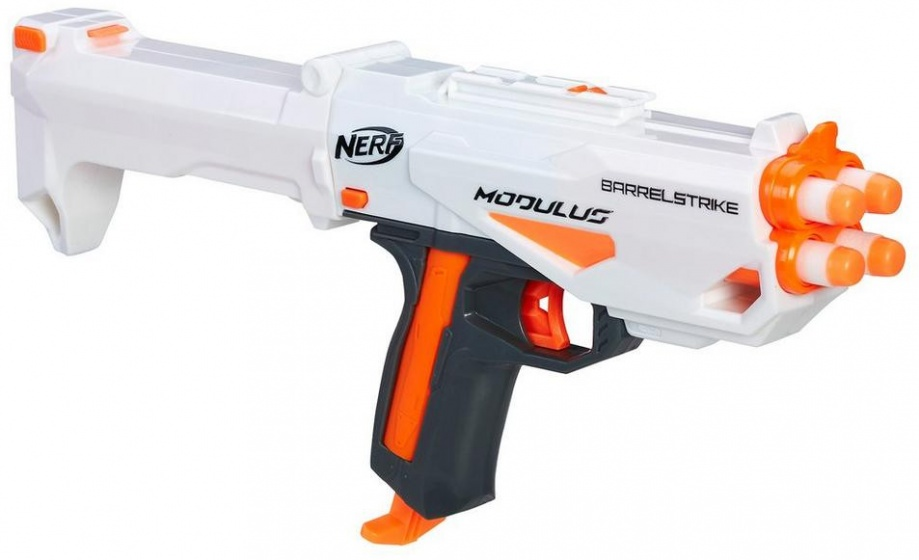 Nerf N-Strike Modulus Barrelstrike Dartblaster