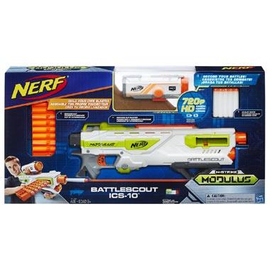 Nerf Modulus Battlescout wit