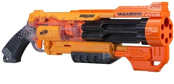 Nerf Geweer N strike Doomlands Vagabond Blaster