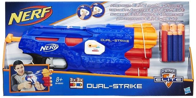 Nerf N strike Elite Dual Strike Nerf