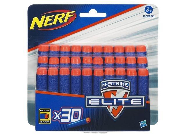 Nerf N Strike Elite Refill 30 Stuks