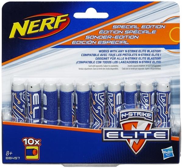 Nerf N strike Elite Refill dart special Nerf: 10 stuks
