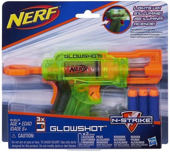 Nerf N strike Glowshot Nerf