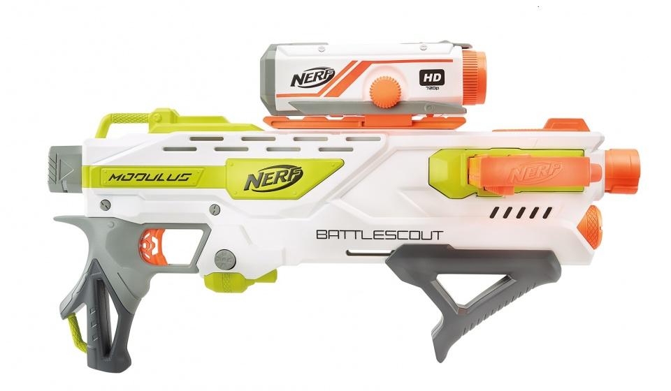 Nerf N strike Modulus Battlescout ICS 10