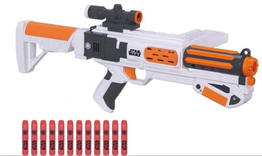 Nerf Star Wars Episode VII Villain Stormtrooper Blaster