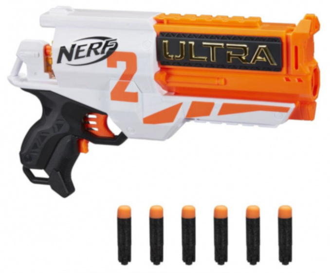 NERF Ultra Two wit-oranje