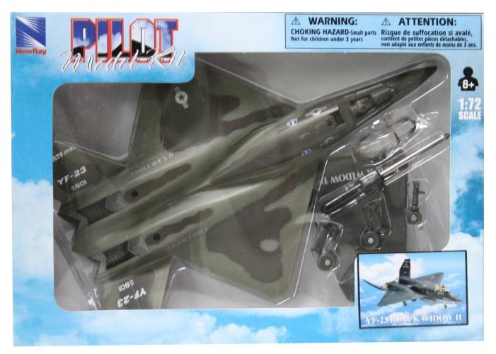 Newray 1:72 Vliegtuig Kit YF 23 Black Widow II