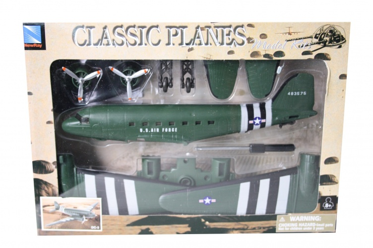 Newray Classic Planes DC 3