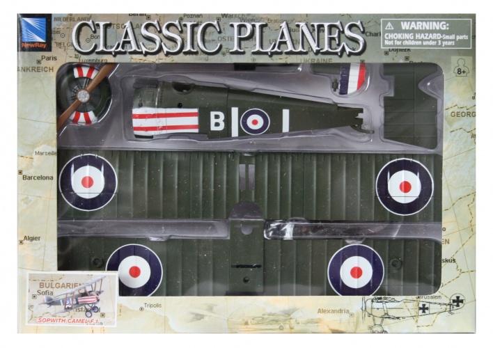 Newray Classic Planes Kit Sopwith Camel F.1