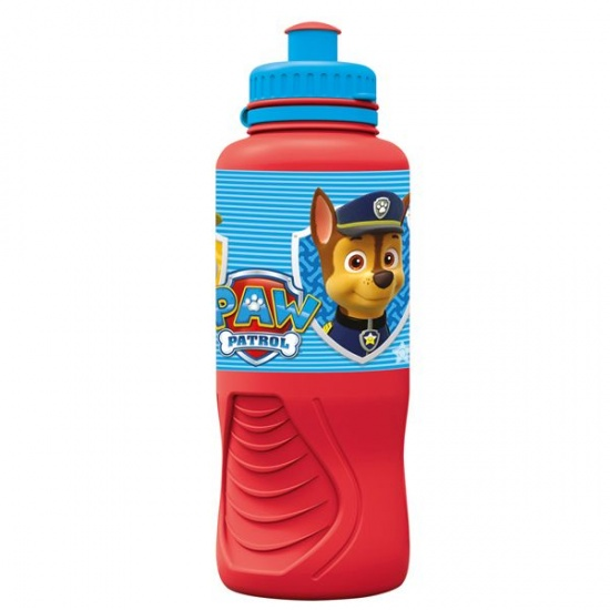 Nickelodeon Paw Patrol bidon drinkfles rood 330 ml