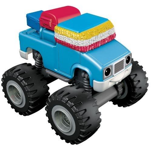 Nickelodeon Blaze Monster Truck Gus Blauw