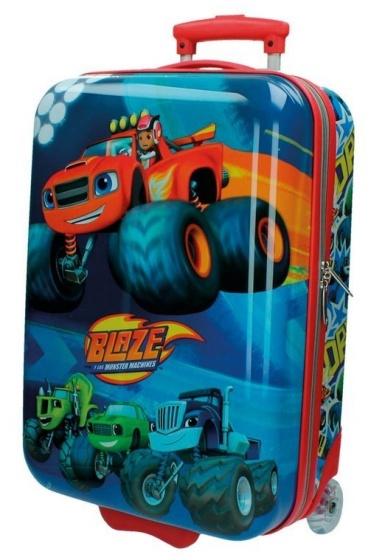 Nickelodeon Blaze trolley 55 x 36 x 20 cm