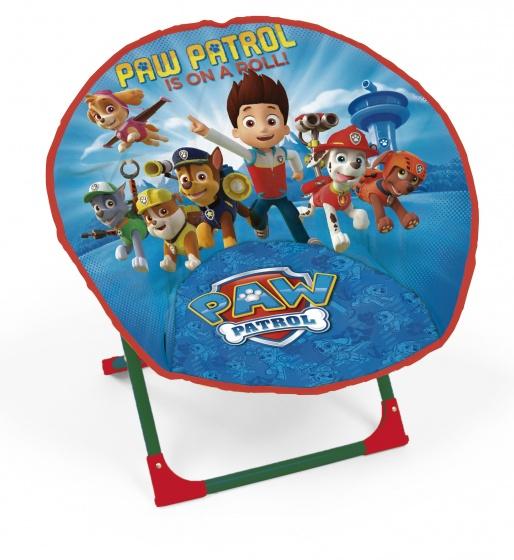 Nickelodeon campingstoel Paw Patrol junior blauw 50 cm