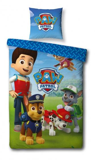 Nickelodeon Dekbedovertrek Paw Patrol 140 x 200 cm kopen