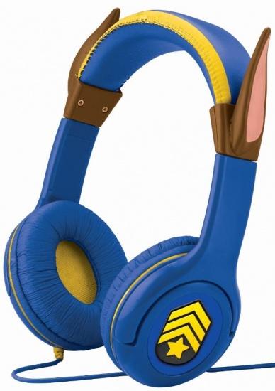 Nickelodeon koptelefoon Paw Patrol blauw