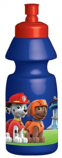 Nickelodeon Paw Patrol bidon kunststof blauw 350 ml