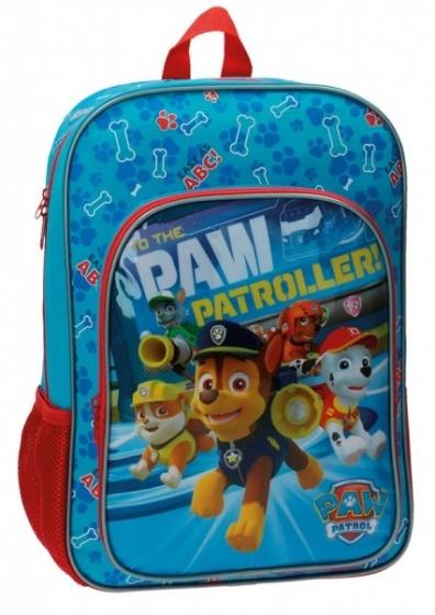 Nickelodeon Paw Patrol rugzak 28 x 38 x 12 cm blauw