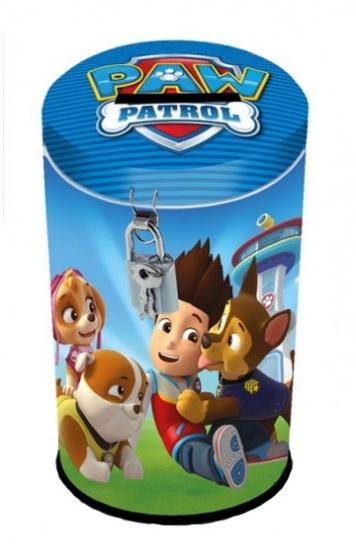 Nickelodeon PAW Patrol spaarpot 13 x 8 cm
