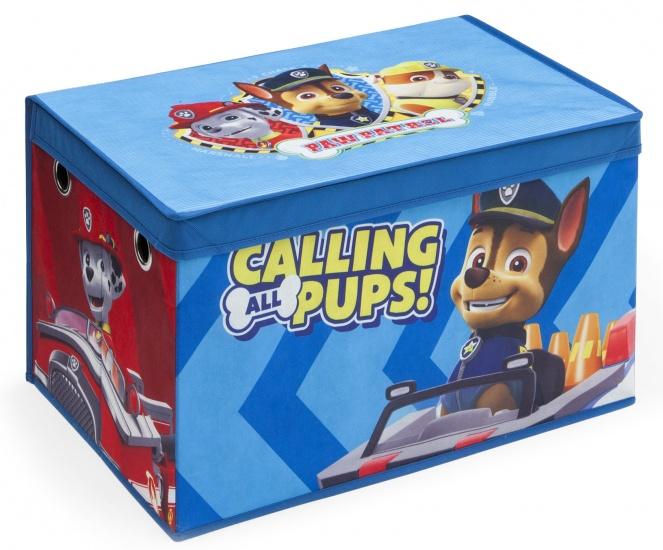 Nickelodeon Paw Patrol Speelgoed Opbergmand 56 x 36 x 34 cm