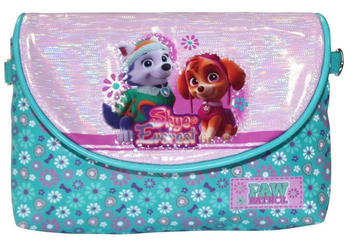 Nickelodeon Paw Patrol Toilettas roze 17 x 12 x 3,5 cm