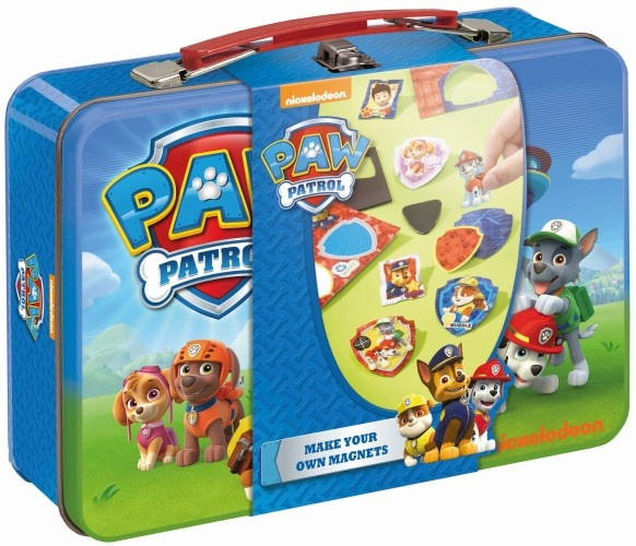 Nickelodeon PAW Patrol Maak Je Eigen Magneten