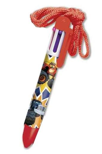 Nickelodeon Pen Blaze 6 kleuren