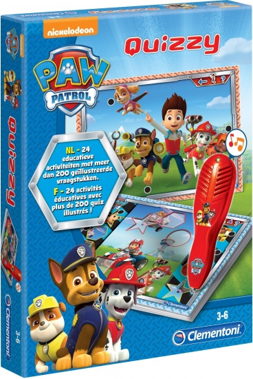 Nickelodeon Quizzy Paw Patrol