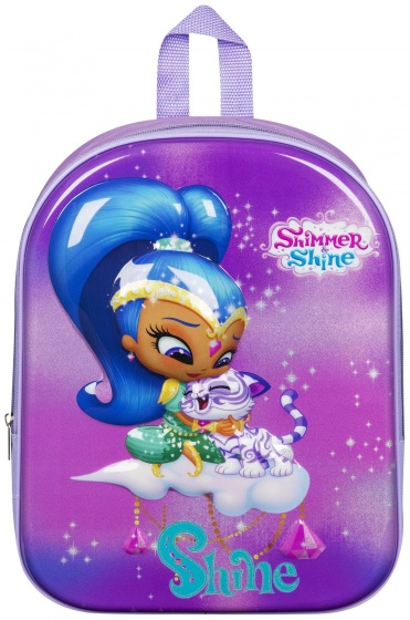 Nickelodeon rugzak Shimmer and Shine 8,5 liter paars