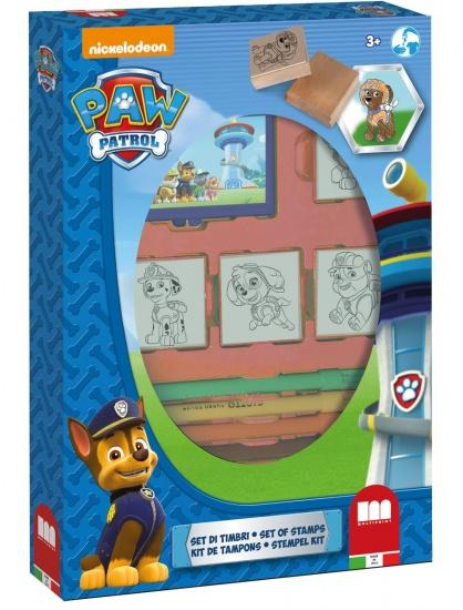 Nickelodeon Kleurset Luxe PAW Patrol: 12 Delig