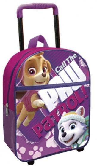 Nickelodeon Trolley-rugzak Paw Patrol paars 8L