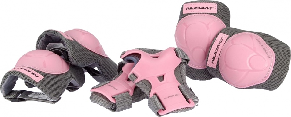 JUNIOR Protection Set PINK SIZE S