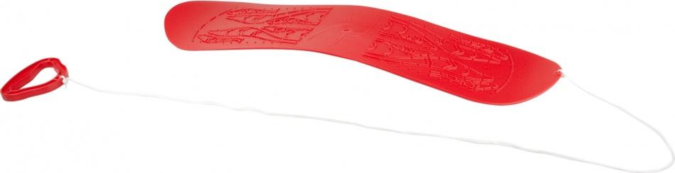 Nijdam Slideboard Met Profiel Rood 69X20,5X4 cm
