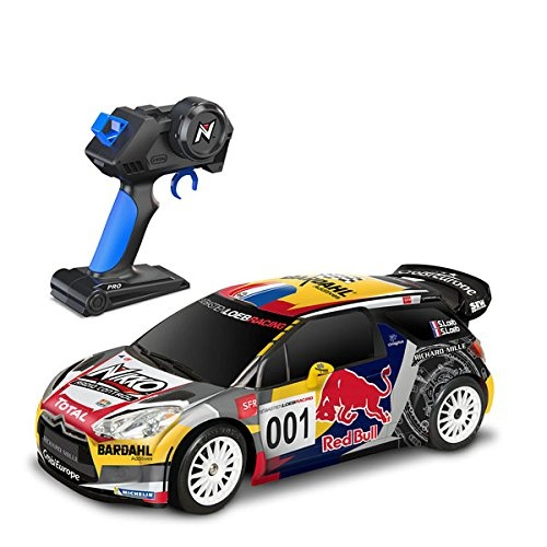 nikko afstandbestuurbare auto citro n ds3 wrc red bull 43 cm internet toys. Black Bedroom Furniture Sets. Home Design Ideas