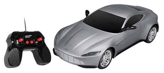 Nikko RC Aston Martin DB10 James Bond 47 cm zilver