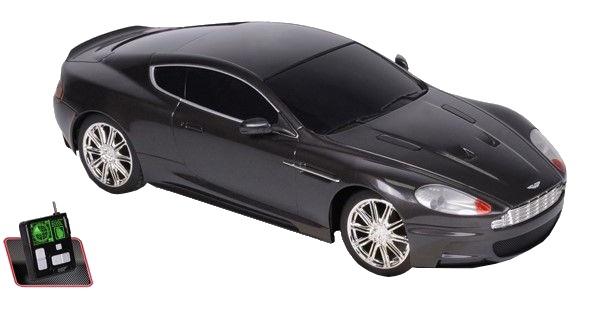 Nikko RC Aston Martin DBS V12 James Bond 47 cm zwart