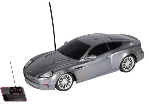 Nikko RC Aston Martin V12 Vanquish James Bond 45 x 17 x 14cm